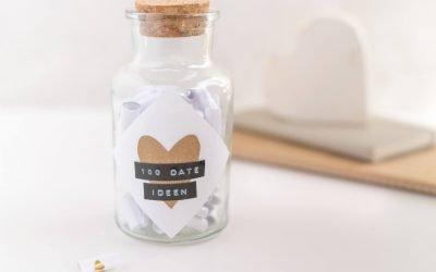 Valentinstagsgeschenk – 100 Date Ideen