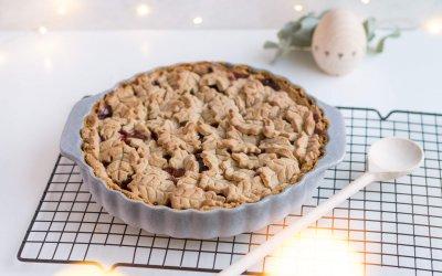 Herbstlicher Plum Pie – Herbstrezept