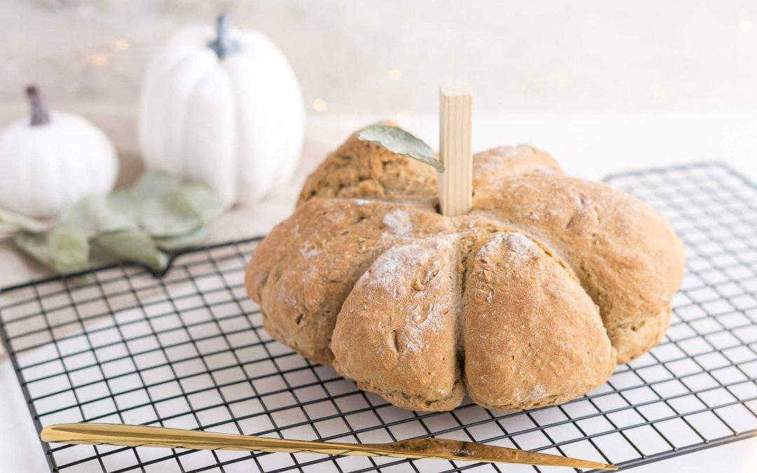 Herbstliches Bauernbrot – Brot backen