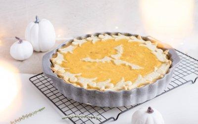 Herbstlicher Pumpkin Pie – Herbstrezept